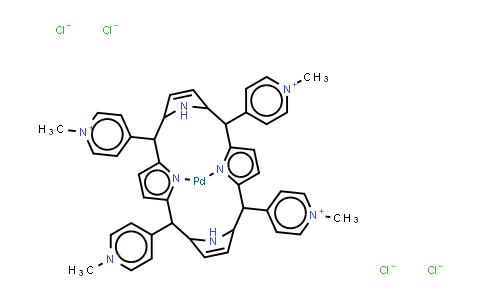 BP25341 | 110314-07-3 | Pd(II) meso-Tetra(N-Methyl-4-Pyridyl) Porphine Tetrachloride