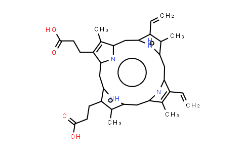 BP25357 | 553-12-8 | Protoporphyrin IX