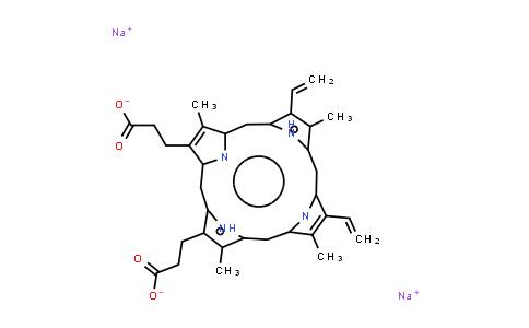 BP25359 | 50865-01-5 | Protoporphyrin IX disodium salt