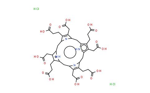 BP25387 | 68929-06-6 | Uroporphyrin I dihydrochloride
