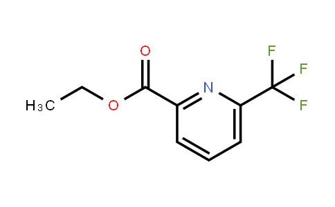 1010422-92-0 | Ethyl 6-(trifluoromethyl)pyridine-2-carboxylate