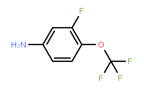 1017779-69-9 | 3-Fluoro-4-(trifluoromethoxy)aniline