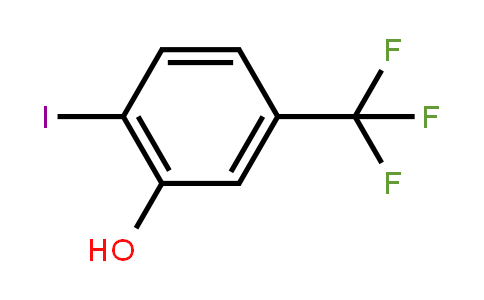 102771-00-6 | 2-Iodo-5-(trifluoromethyl)phenol