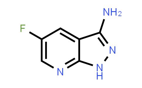BF12538 | 1034667-22-5 | 5-Fluoro-1H-pyrazolo[3,4-b]pyridin-3-amine