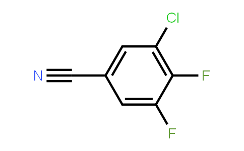 BF12329 | 103879-29-4 | 3-Chloro-4,5-difluorobenzonitrile