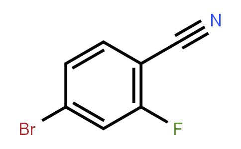 105942-08-3 | 4-Bromo-2-fluorobenzonitrile