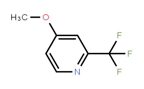 1065103-97-0   4-Methoxy-2-(trifluoromethyl)pyridine