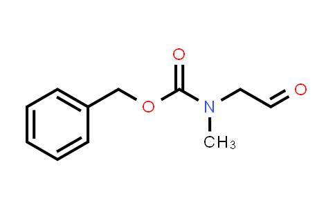 BF12543 | 107201-33-2 | Methyl-(2-oxoethyl)carbamic acid benzyl ester