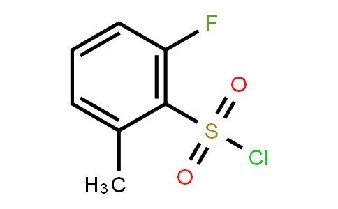 1092350-02-1 | 2-Fluoro-6-methylbenzenesulfonyl chloride