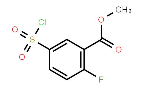 1094460-86-2 | Methyl 5-(chlorosulfonyl)-2-fluorobenzoate