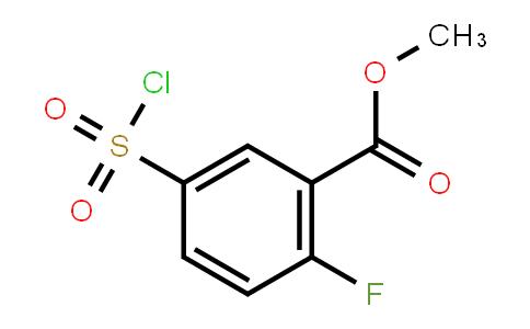 BF12106 | 1094460-86-2 | Methyl 5-(chlorosulfonyl)-2-fluorobenzoate