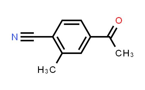 BF12487 | 1138444-80-0 | 4'-Cyano-3'-methylacetophenone