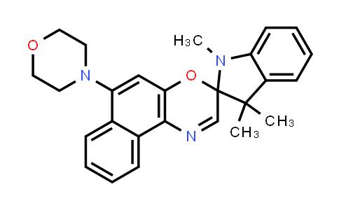 114747-48-7 | 1,3-Dihydro-1,3,3-trimethyl-6'-(4-morpholinyl)-spiro[2H-indole-2,3'-[3H]naphth[2,1-B][1,4]oxazine]