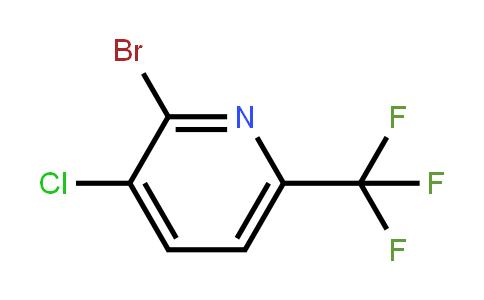 1211521-13-9   2-Bromo-3-chloro-6-(trifluoromethyl)pyridine