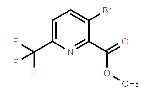 1211538-62-3 | 3-溴-6-三氟甲基吡啶-2-甲酸甲酯