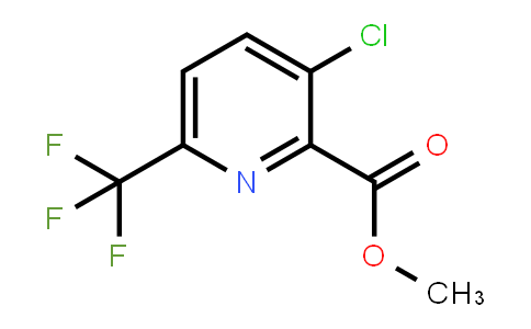 1214324-33-0 | Methyl 3-chloro-6-(trifluoromethyl)pyridine-2-carboxylate