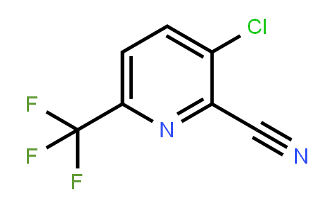 1214333-69-3 | 3-Chloro-6-(trifluoromethyl)pyridine-2-carbonitrile
