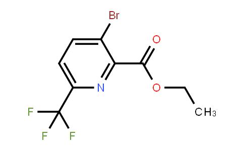 1214363-72-0 | Ethyl 3-bromo-6-(trifluoromethyl)pyridine-2-carboxylate
