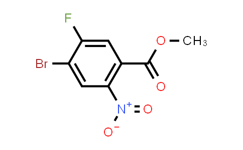 1220886-29-2 | Methyl 4-bromo-5-fluoro-2-nitrobenzoate