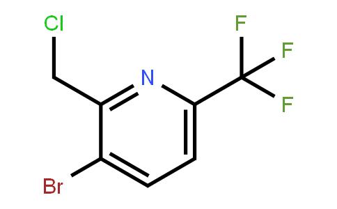 1227585-26-3   2-Chloromethyl-3-bromo-6-(trifluoromethyl)pyridine