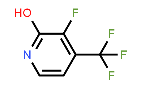 BF12462 | 1227594-89-9 | 2-Hydroxy-3-fluoro-4-(trifluoromethyl)pyridine