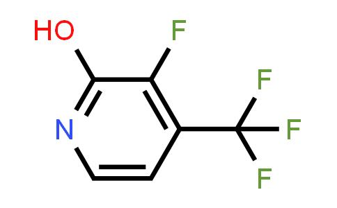 1227594-89-9 | 2-Hydroxy-3-fluoro-4-(trifluoromethyl)pyridine