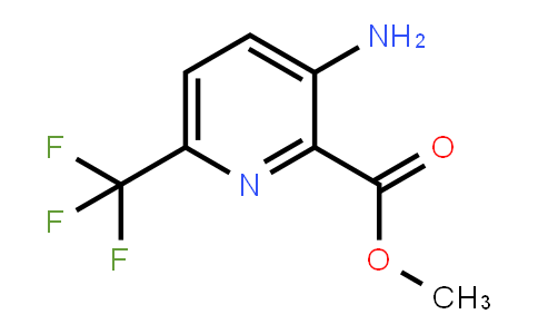 1256794-12-3 | Methyl 3-amino-6-(trifluoromethyl)pyridine-2-carboxylate
