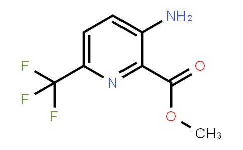 1256794-12-3 | 3-氨基-6-三氟甲基吡啶-2-甲酸甲酯