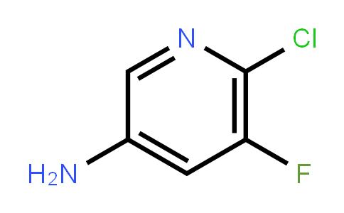 1256806-83-3 | 6-Chloro-5-fluoropyridin-3-amine