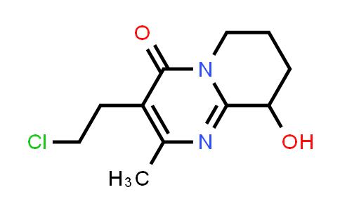 BF12480 | 130049-82-0 | 3-(2-Chloroethyl)-6,7,8,9-tetrahydro-9-hydroxy-2-methyl-4H-pyrido[1,2-A]pyrimidin-4-one