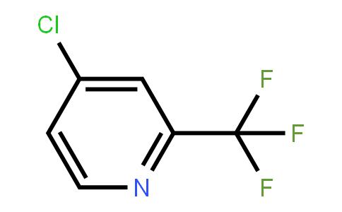 131748-14-6   4-Chloro-2-(trifluoromethyl)pyridine