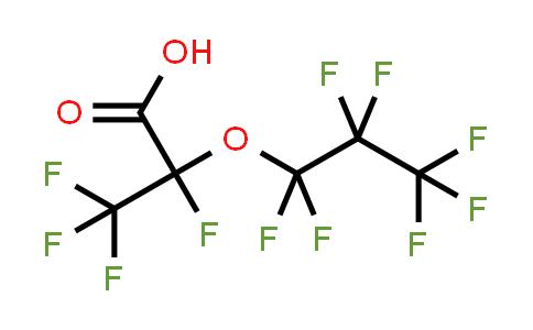 BF12376 | 13252-13-6 | 2,3,3,3-Tetrafluoro-2-(heptafluoropropoxy)propanoic acid