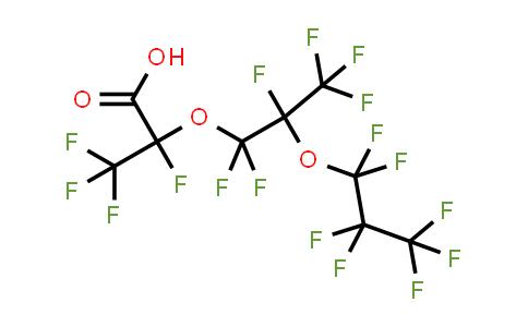 BF12472 | 13252-14-7 | 全氟-2,5-二甲基-3,6-二氧杂壬酸