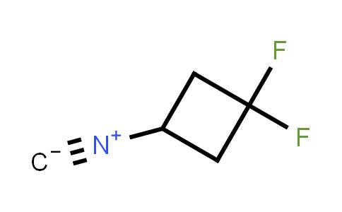 BF12324 | 1355328-31-2 | 1,1-Difluoro-3-isocyanocyclobutane
