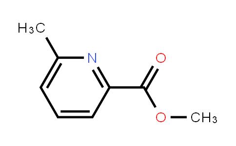 13602-11-4 | Methyl 6-methylpyridine-2-carboxylate