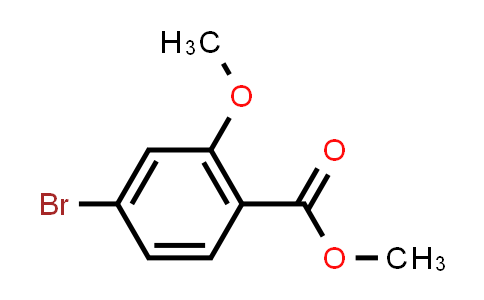 139102-34-4 | Methyl 4-bromo-2-methoxybenzoate