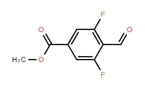 1415124-73-0 | Methyl 3,5-difluoro-4-formylbenzoate