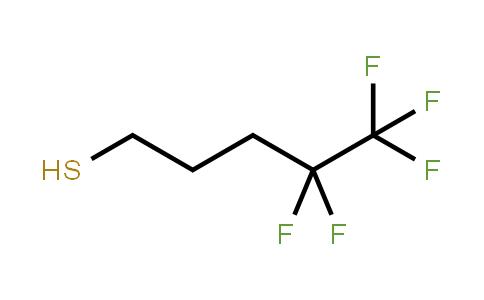 BF12318 | 148757-88-4 | 4,4,5,5,5-Pentafluoro-1-pentanethiol