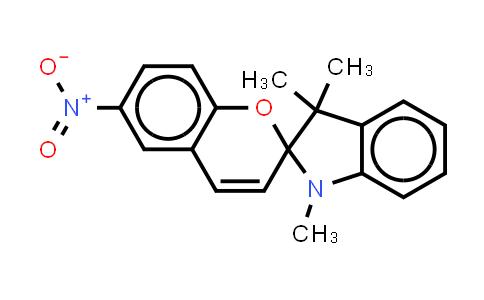 1498-88-0 | 6'-Nitro-1,3,3-trimethylspiro[indoline-2,2'-2'H-chromene]