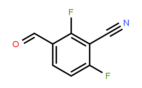BF12327 | 1541976-46-8 | 2,6-Difluoro-3-formylbenzonitrile