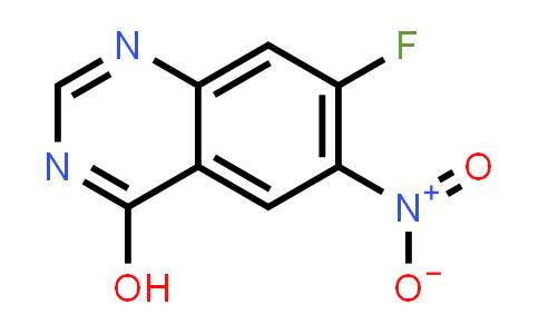 BF12447 | 162012-69-3 | 7-氟-6-硝基-4-羟基喹唑啉