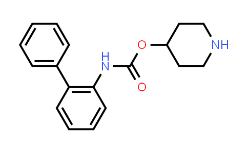 BF12542 | 171722-92-2 | Piperidin-4-yl [1,1'-biphenyl]-2-ylcarbamate