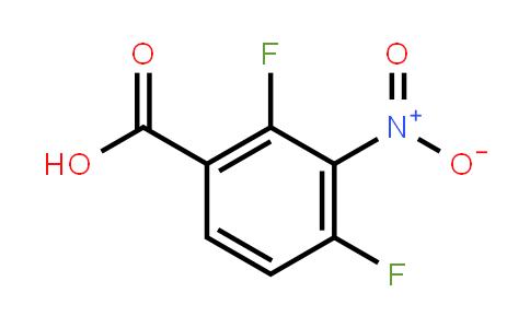 1806313-13-2 | 2,4-Difluoro-3-nitrobenzoic acid