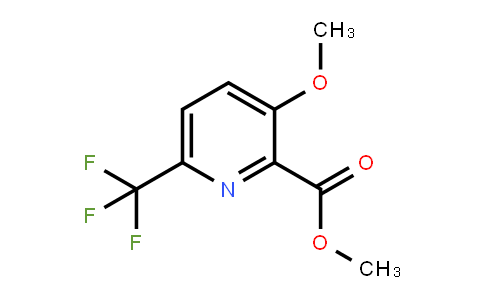 1806317-49-6 | Methyl 3-methoxy-6-(trifluoromethyl)pyridine-2-carboxylate