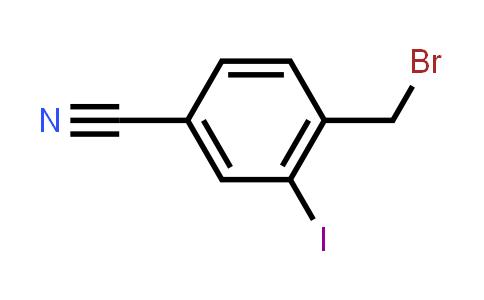 BF12592 | 182287-63-4 | 4-氰基-2-碘苄溴