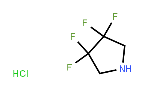 1841-00-5 | 3,3,4,4-Tetrafluoropyrrolidine hydrochloride