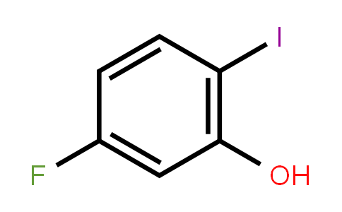 BF12332 | 186589-87-7 | 5-Fluoro-2-iodophenol