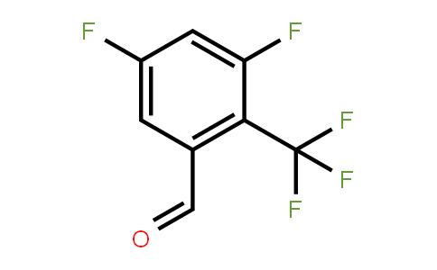 BF12328 | 2090130-84-8 | 3,5-Difluoro-2-(trifluoromethyl)-benzaldehyde