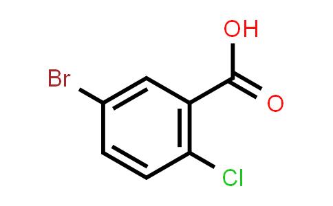 BF12589 | 21739-92-4 | 2-氯-5-溴苯甲酸