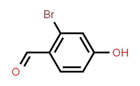 BF12442 | 22532-60-1 | 2-Bromo-4-hydroxybenzaldehyde